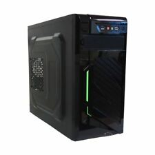 Best Value GC01 Micro ATX Tower Computer PC Case mATX USB 3.0 Black