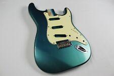 MJT Official Custom Vintage Age Nitro Guitar Body By Mark Jenny VTS Placid Blue