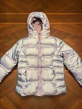 Girls champion jacket Size M 6-6X