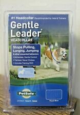 NEW!! Petsafe GENTLE LEADER HeadCollar (SML BLU) 2254