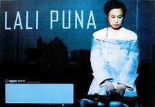 Lali Puna - 2003-TOUR MANIFESTO-Concert-Left Handed-TOUR Poster