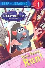 Run, Remy, Run! (Step into Reading) (Ratatouille Movie tie in) RH Disney Paperb