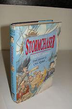 Stormchaser by Paul Stewart & Chris Riddell UK 1st/3rd 2000 Doubleday Hardcover