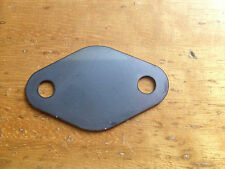 VW Amarok EGR blanking plate (Stops engine stall condition)
