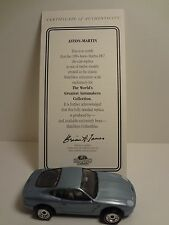 Aston-Martin DB7 1994 Detailed Matchbox Real Rubber Tires NiCe!