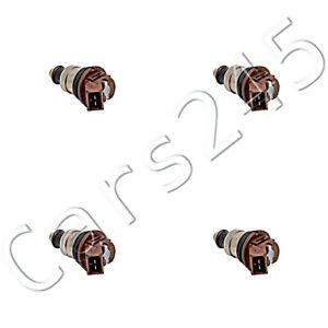 OEM MARELLI 4x Pcs Fuel Injectors For FORD Fiesta IV 1038777