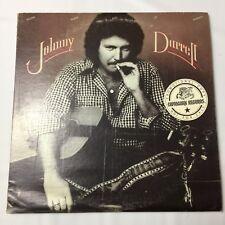 Johnny Darrell Water Glass Full of Whiskey Capricorn 0154 Promo Record 1975