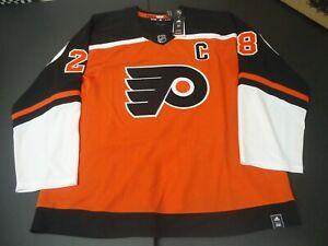 Philadelphia Flyers Reverse Retro jersey GIROUX sz 60 pro sewn lettering Adidas