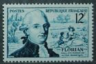 1955 FRANCE TIMBRE Y & T N° 1021 Neuf * * SANS CHARNIERE