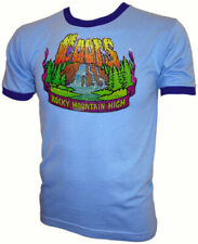 VTG 70s COORS Beer John Denver CO Rocky ORIG Mtn High Party Iron-On NEW T-Shirt