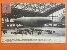 More details for france 1905 dirigible balloon zeppelin airship postcard r39441