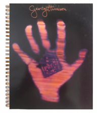George Harrison, Living In The Material World BEATLES fans! Album Cover Notebook