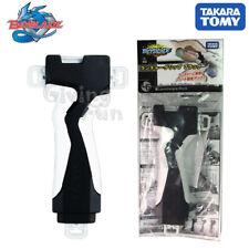 GENUINE TAKARA TOMY BEYBLADE Burst B-40 Launcher Grip Black White Toy