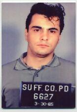 John Gotti METAL Trading Card - Italian Mafia Crime Boss -The Last Don - Murder