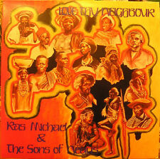 Ras Michael & The Sons Of Negus - Love Thy Neighbour LP - Deep Roots Reggae NEW