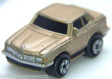 Micro Machines  MERCEDES 450SLC CAR - GOLD  - Galoob