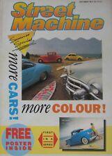 Street Machine Magazine September 1988 Vol.10 No.4