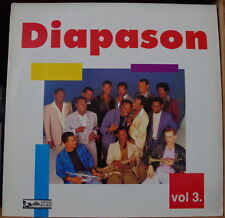 DIAPASON VOL 3. MUSIQUE ANTILLAISE FRENCH LP