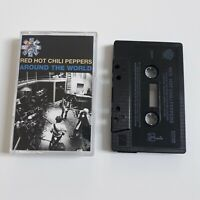 RED HOT CHILI PEPPERS AROUND THE WORLD CASSETTE TAPE SINGLE WARNER BROS UK 1999