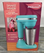 Brentwood Shake Mixer Machine 15oz Capacity Adjustable Height
