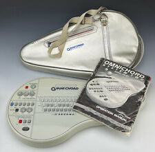 Vintage 1984 Suzuki Omnicord System Two Model OM-84 w/ Carry Bag Manual 4 Parts