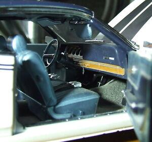 GMP 1969 Mercury Cyclone Dan Gurney Special Limit. edit. 1:24