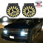 For Chevrolet 3157 LED Driving Daytime Running Turn Signal Parking Light Bulbs