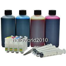 4 cartucce ricaricabili compatibili stampante WF2510WF,WF2530WF cartuccia 16xl