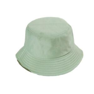 Fisherman Hat Cotton Bucket Hat Women Sunscreen Panama Hat Men Sunbonnet Unisex