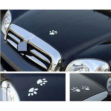 3D Car SUV Window Bumper Body Paw Decal Stickers Bear Dog Animal Foot Print