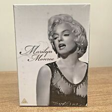 MARILYN MONROE - SCREEN GODDESS 6 DVD BOX SET R2 - NEW SEALED - Some Like It Hot