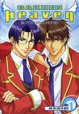 Gakuen Heaven: Boys Love Hyper - Vol. 1: For the Love of Boys (DVD, 2007)