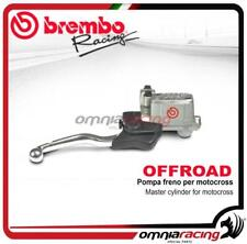 Brembo 110.D087.15 offroad Front Master Cylinder PS 19 + Fluid Tank motocross