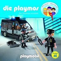 DIE PLAYMOS - (46)DIE PLAYMOS ERMITTELN  CD NEU