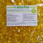 Evening Primrose Oil 1000mg 365 Capsules GLA 9% Vit E Fast Dispatch - NaturPlus
