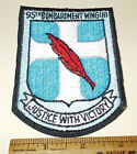 585) U.S. Air Force 95th Bomb Wing  (SAC) Patch Biggs AFB TX__1950's__B-36/B-52s