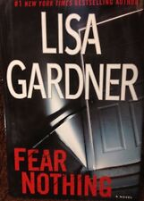 Fear Nothing by Lisa Gardner new hardcover Book Club edition