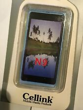 Nokia N9-00 Fitted TPU Case Cover in Clear TPU4516-101. Brand New Original pack.