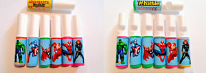 Swizzels Avengers Whistles and Lip Sticks, Customised Sweets