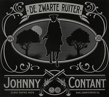 Johnny Contant - De Zwarte Ruiter [New CD] Holland - Import
