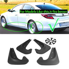 4Pcs Car Mud Flaps Splash Guards Fender Front & Rear Kits For Car SUV Truck