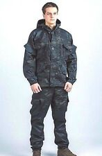 Rus Army Summer GORKA-5 MULTICAM BLACK camo Jacket/Pants by BELTEX Brand NEW!!!