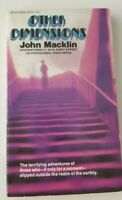 OTHER DIMENSIONS by John Macklin First Ace Printing 1972 Lost City