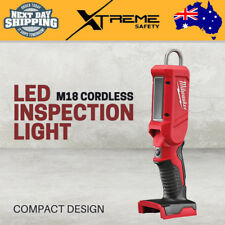 New Milwaukee M18 Cordless Lithium Ion LED Pivoting Inspection Light - Skin Only