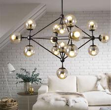 Modo Bean Pendant light Edison Industrial Pendant Lamp Glass Ball Ceiling Lamp