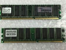 2 Sticks of 256MB DDR-PC2100 and PC2700 CL2.5, M368L3223DTL