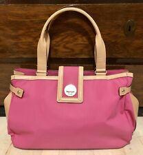NWOT Kate Spade Large Leisure/Travel Pink Shoulder Bag Multiple Compartments
