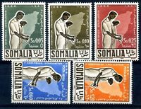 SOMALIA AFIS 1956- 1° ASSEMBLEA LEGISLATIVA PO+PA Serie  Nuova **