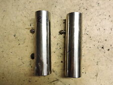 99 Triumph Adventurer C 900 885 front fork tube shock covers