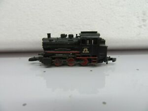 Z - Marklin 81521 - BR89 2004  5 Pole Motor Steam Switcher 0-6-0 New Out of Set